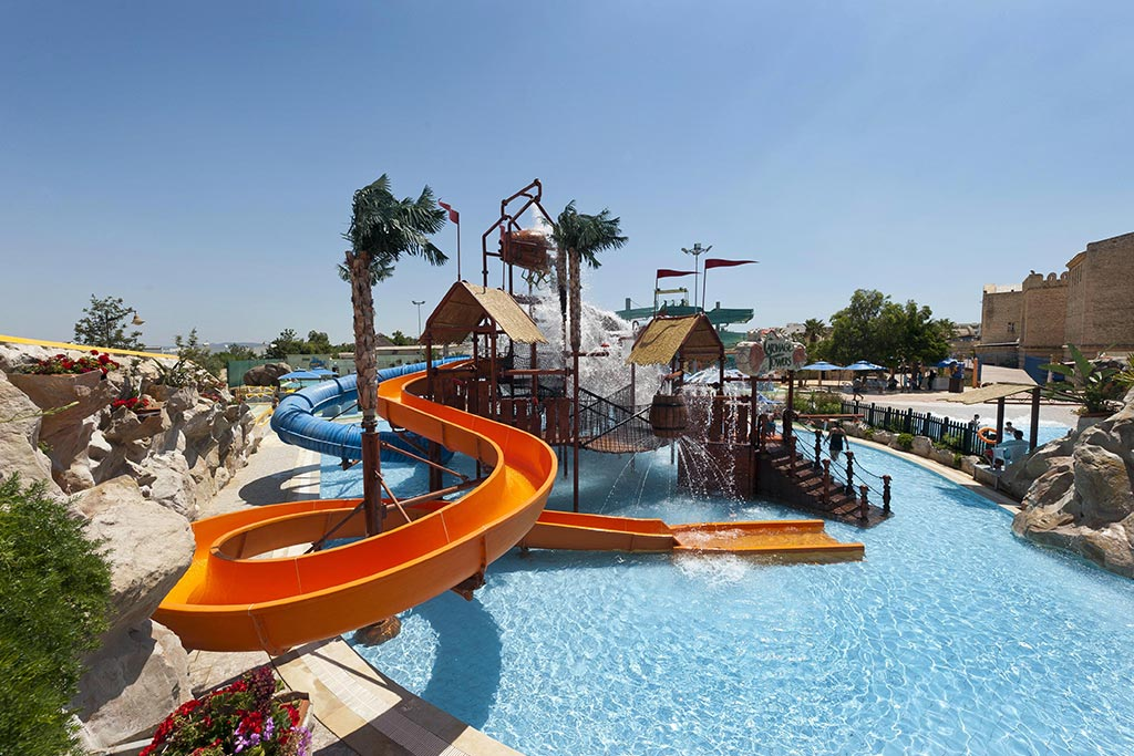 Aqualand, the fun brand in Yasmine Hammamet